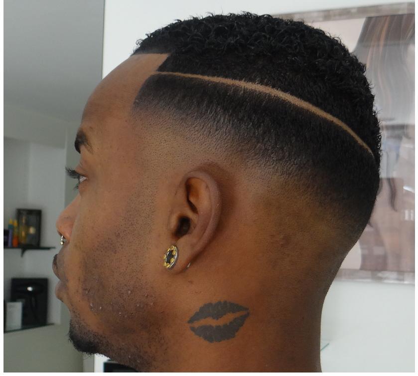 Coupe hommes coiffeur visagiste marseille djoyli coiffure - Coupe homme noir ...